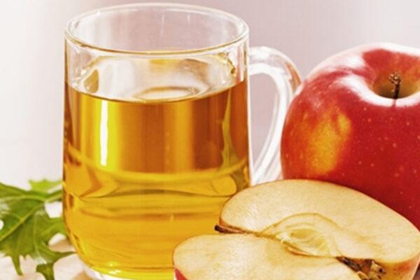 giảm cân bằng giấm táo