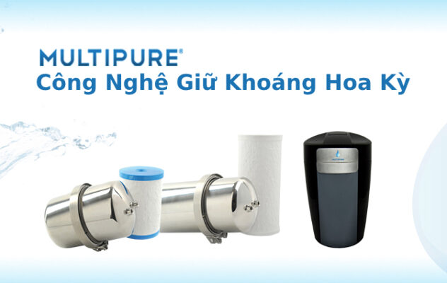 máy lọc nước giữ khoáng multipure