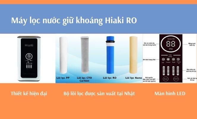 Giải pháp lọc sạch nước giếng khoan Hiaki RO