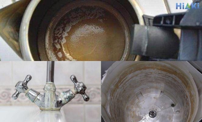 Không dùng hệ thống lọc tổng để xử lý nước sẽ gây nhiều tác hại